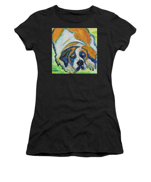 Orange Bernard Women's T-Shirt