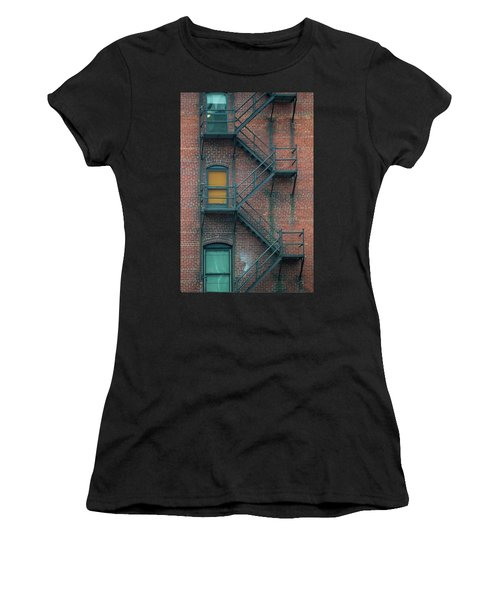 Orange Door Women's T-Shirt