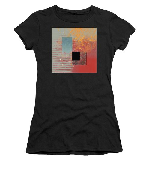 Orange Splash Women's T-Shirt