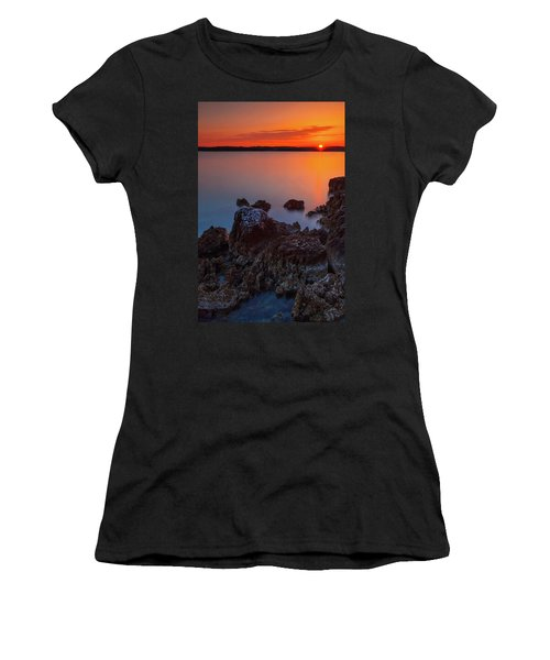 Orange Sunrise Women's T-Shirt