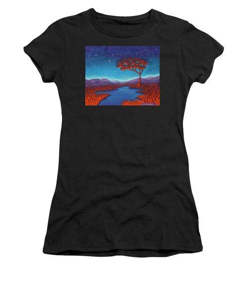 Orange Tree 01 Women's T-Shirt