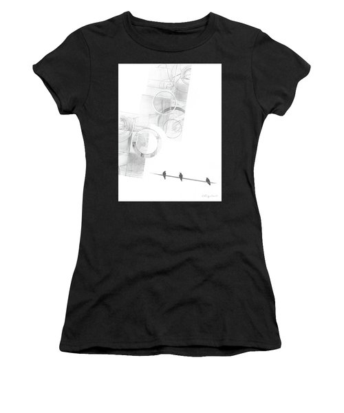 Orbit No. 4 Women's T-Shirt