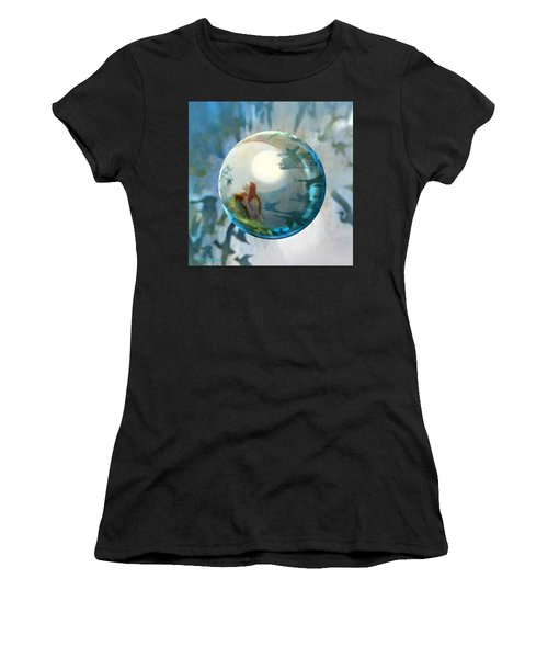 Orbital Flight Women's T-Shirt