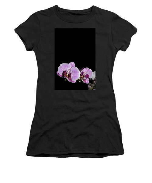 Orchid Blooms Women's T-Shirt
