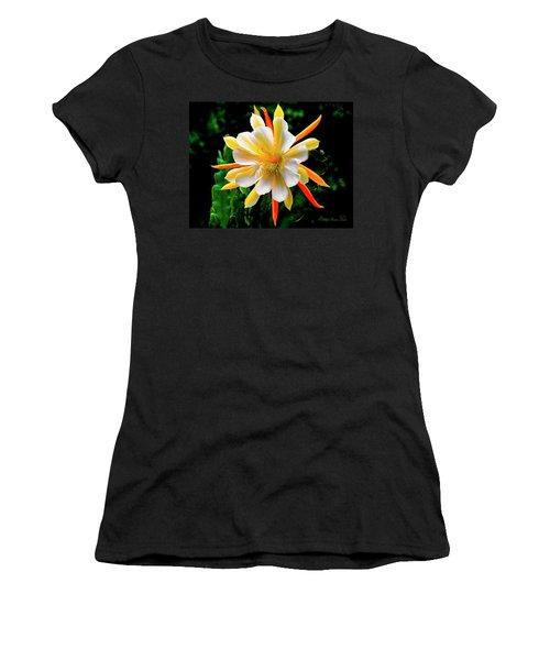 Orchid Cactus Epiphyllum Women's T-Shirt