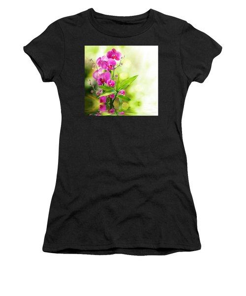 Orchidaceae Women's T-Shirt