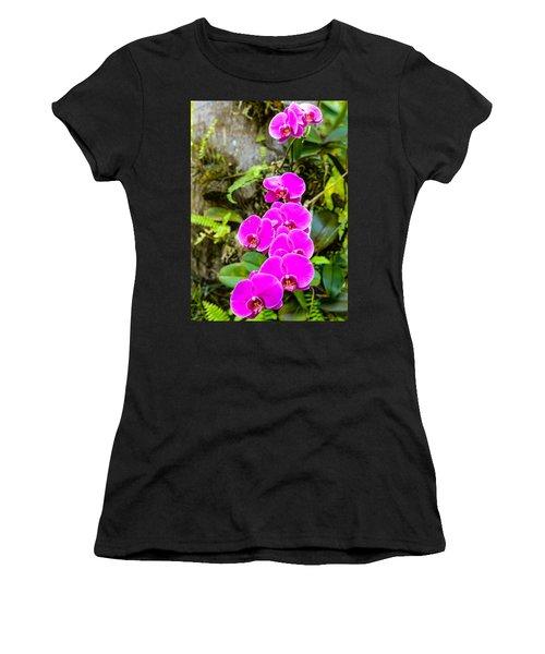 Orchids Women's T-Shirt