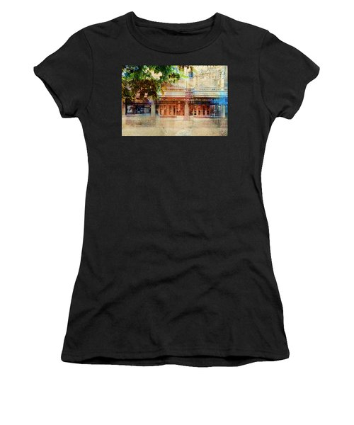 Ordway Center Women's T-Shirt (Junior Cut) by Susan Stone