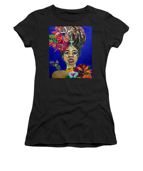 Oshun Blooming Women's T-Shirt