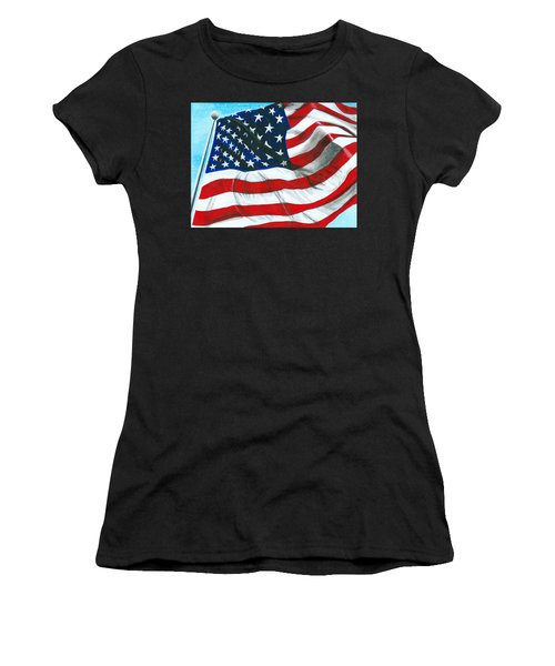 Our Civil Rights Women's T-Shirt (Athletic Fit)