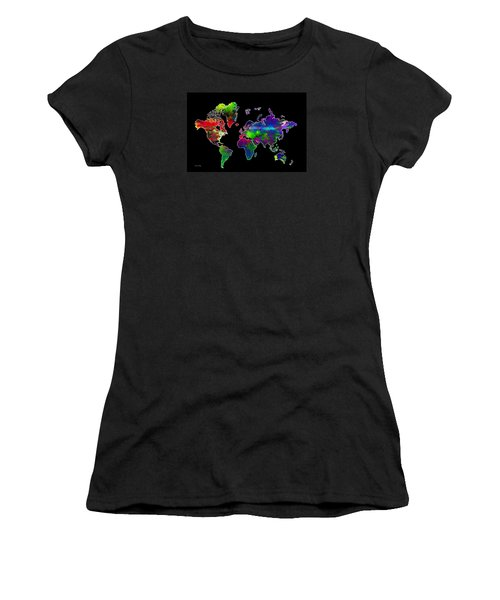 Our Colorful World Women's T-Shirt