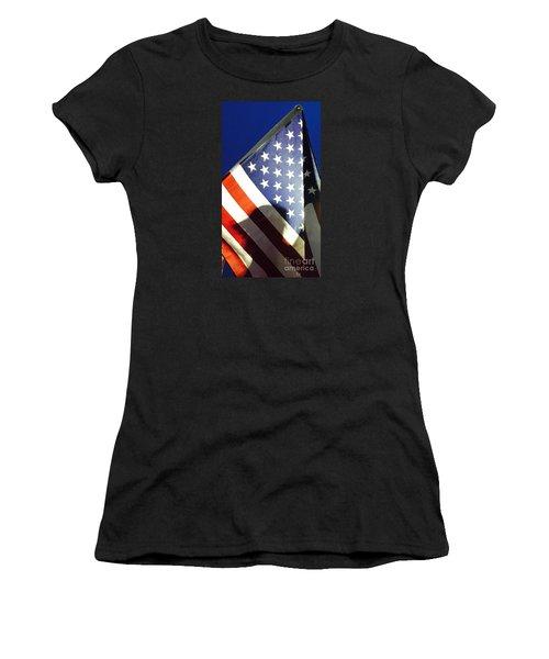 Our Fallen - No. 2015 Women's T-Shirt (Athletic Fit)