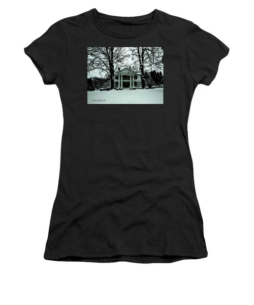 Our House Women's T-Shirt (Athletic Fit)