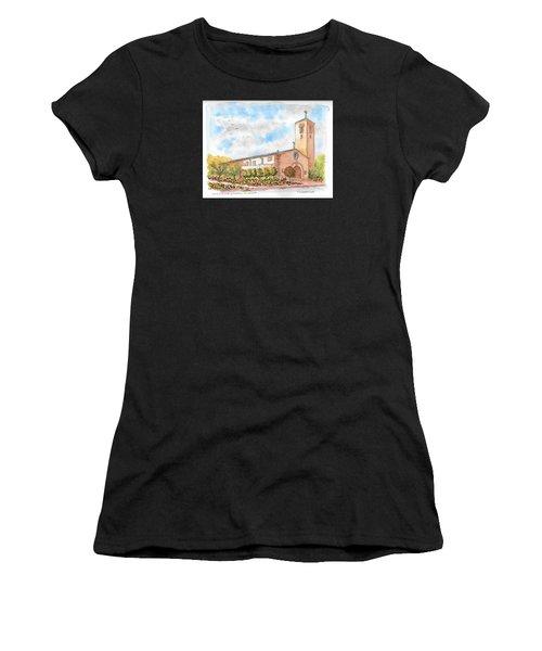 Our Lady Of Assumption Catholic Church, Claremont, California Women's T-Shirt