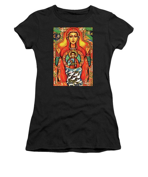 Our Lady Of The Sign Women's T-Shirt