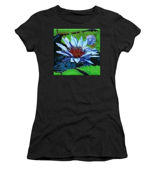 Our Little Blue Planet Women's T-Shirt (Athletic Fit)