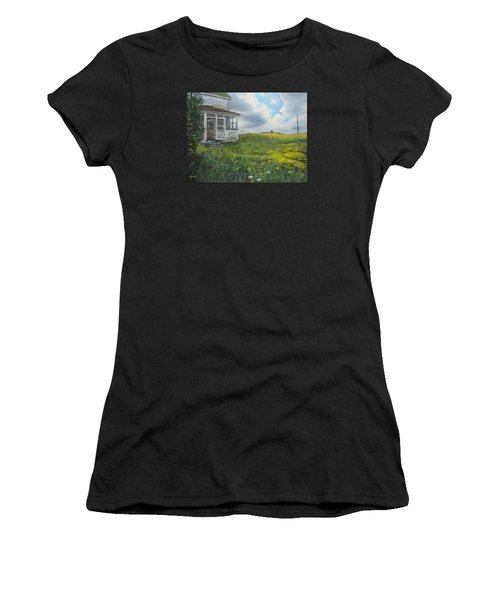 Out Back Women's T-Shirt