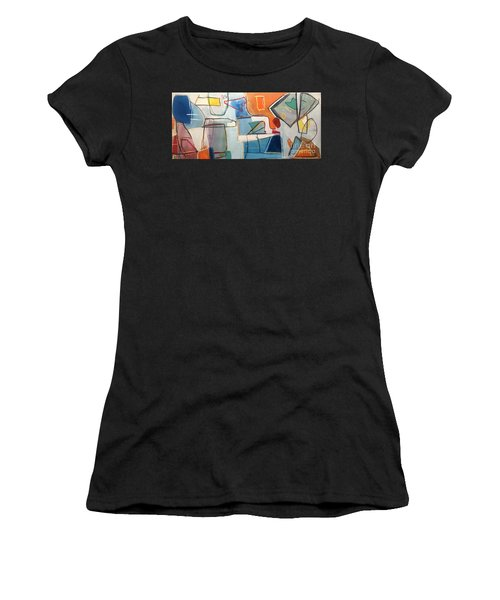 Out Of Sorts Women's T-Shirt (Athletic Fit)