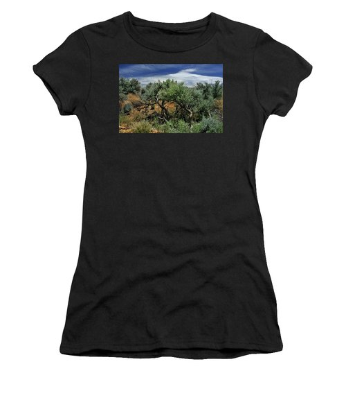 Out On The Mesa 3 Women's T-Shirt