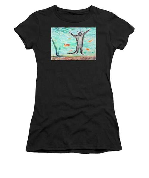 Outside The Fish Tank Women's T-Shirt