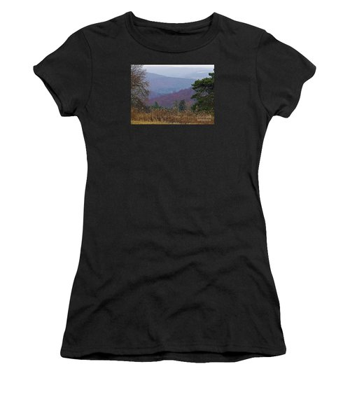 Over And Over And Over Women's T-Shirt (Athletic Fit)
