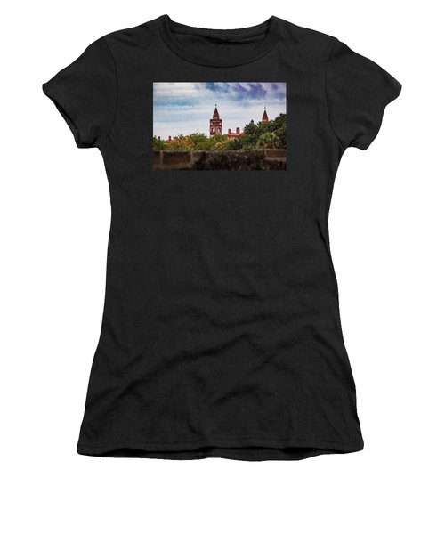 Over The Wall Women's T-Shirt (Athletic Fit)