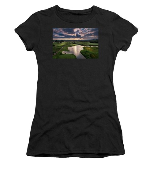 Over The Water Women's T-Shirt