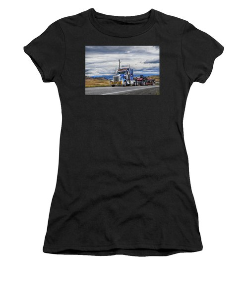 Oversize Load Women's T-Shirt (Athletic Fit)