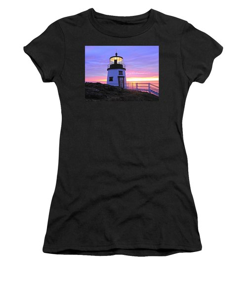 Owls Head Light Women's T-Shirt