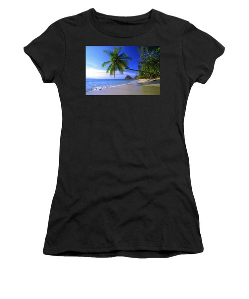 Pacific Coast Beach, Costa Rica Women's T-Shirt