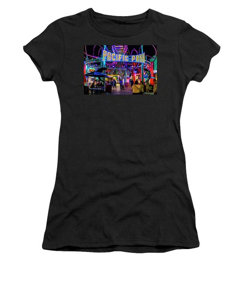 Pacific Park - On The Pier Women's T-Shirt