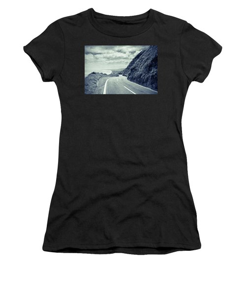 Paekakariki Women's T-Shirt (Junior Cut) by Joseph Westrupp