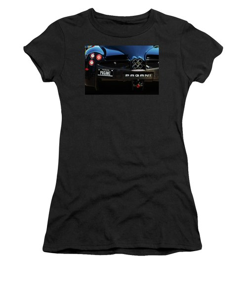 Pagani Texas Women's T-Shirt (Athletic Fit)