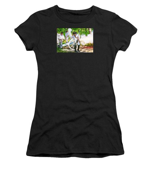 Page 12 Women's T-Shirt (Athletic Fit)