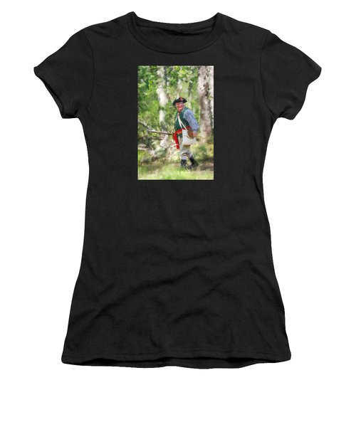 Page 14a Women's T-Shirt (Athletic Fit)