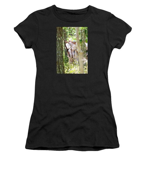 Page 33 Women's T-Shirt (Athletic Fit)
