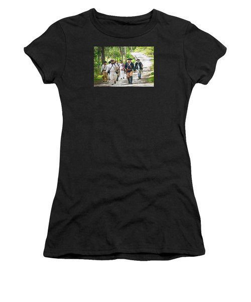Page 5 Women's T-Shirt (Athletic Fit)
