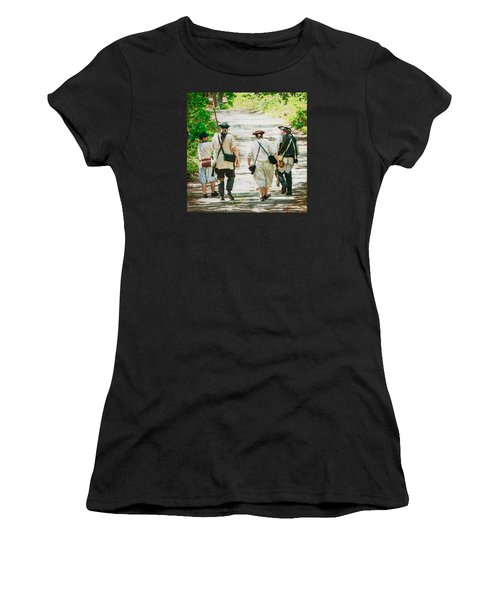 Page 9 Women's T-Shirt (Athletic Fit)