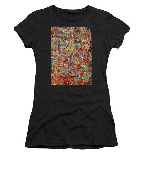 Paint Number 33 Women's T-Shirt