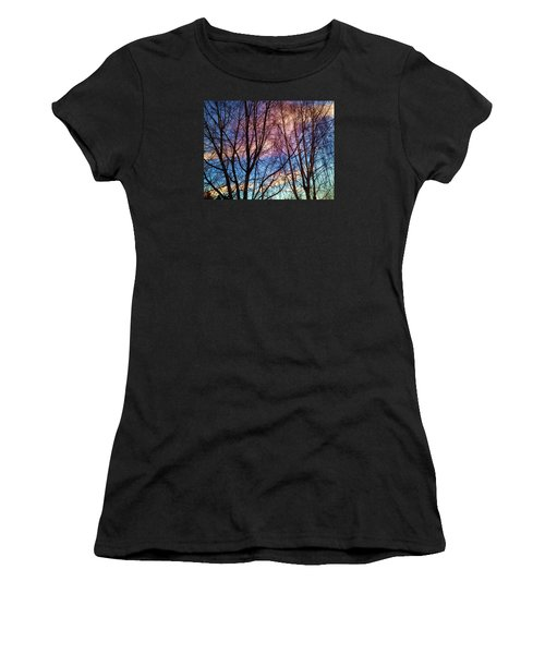 Paintbrush IIi Women's T-Shirt (Athletic Fit)