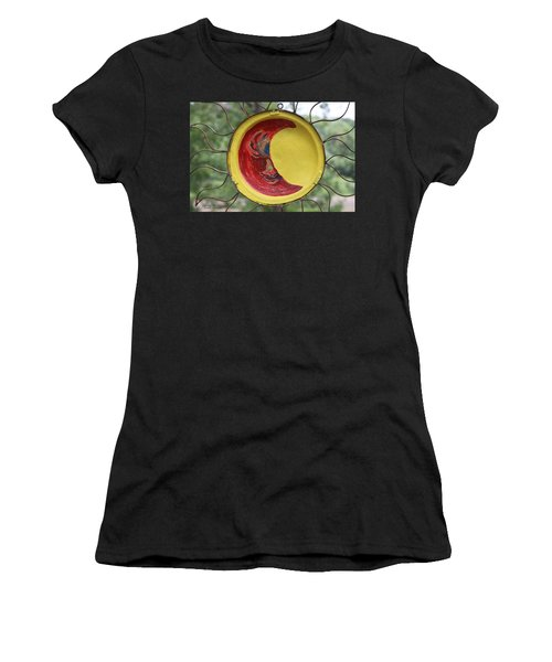 Painted Women's T-Shirt (Athletic Fit)