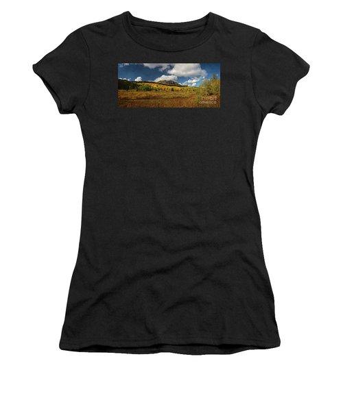 Painterly Kebler Pass Women's T-Shirt