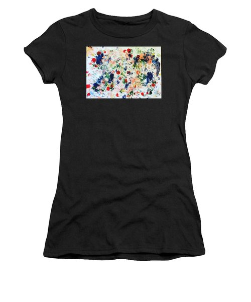 Palm Springs No 1 Women's T-Shirt (Athletic Fit)