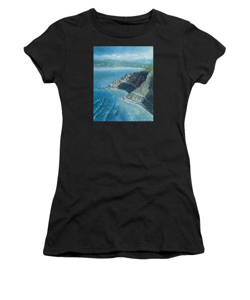 Palos Verdes Autumn Morning, No. 1 Women's T-Shirt