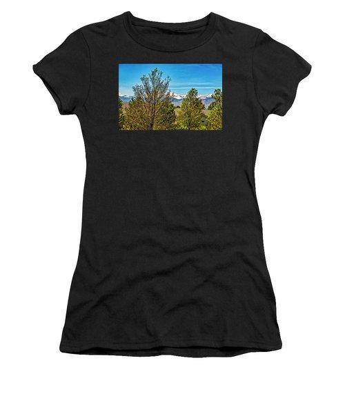 Panoramic Colors Women's T-Shirt