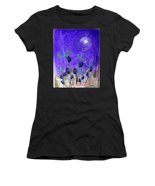 Papermoon Women's T-Shirt (Athletic Fit)