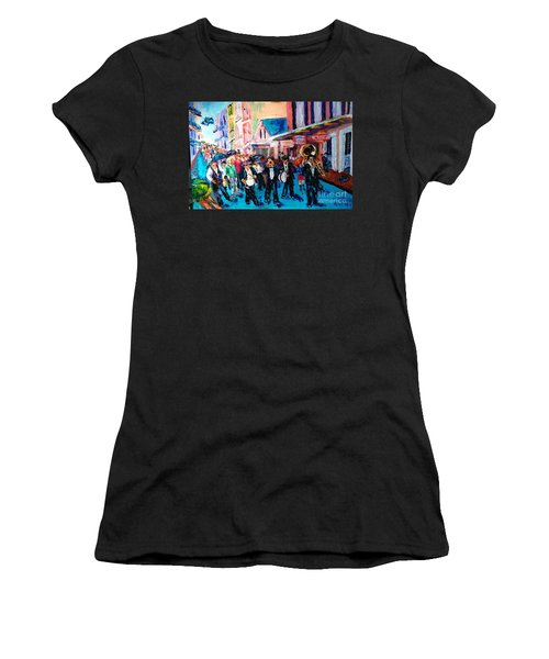 Parade For Joe Women's T-Shirt (Athletic Fit)