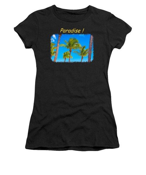 Paradise 2 Women's T-Shirt