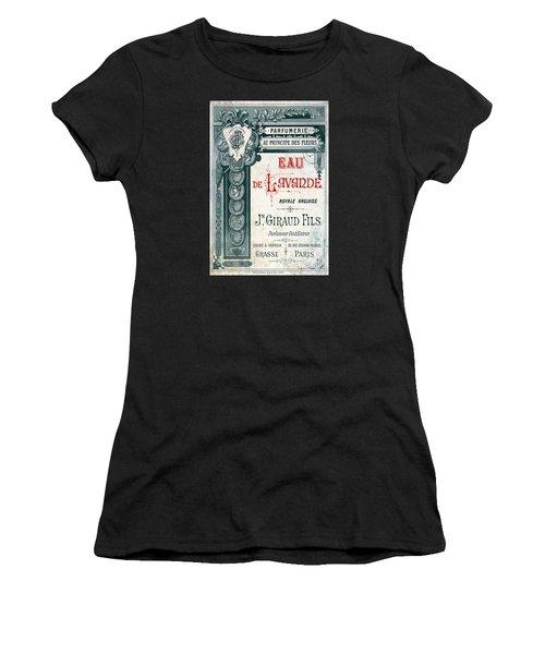 Parfumerie Women's T-Shirt (Athletic Fit)