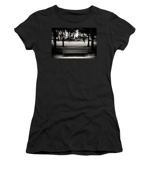 Paris Bench Women's T-Shirt